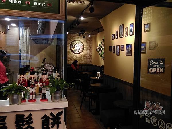 板橋小木屋鬆餅05-店內環境