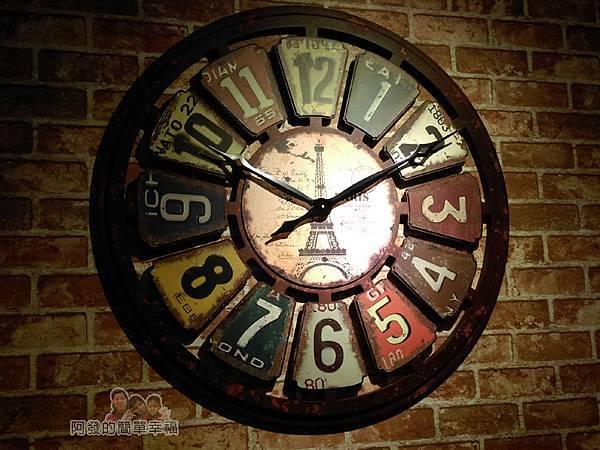 板橋小木屋鬆餅07-牆上裝飾II