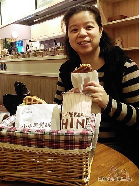 板橋小木屋鬆餅26-連吃三天