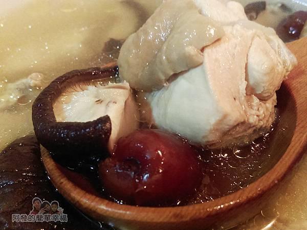 紅棗香菇雞湯13-特寫