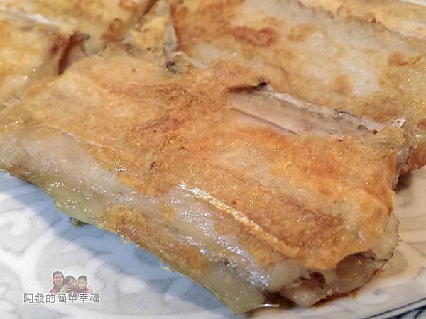 香煎白帶魚12-香煎白帶魚特寫