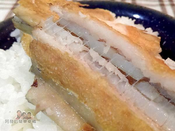香煎白帶魚14-香煎白帶魚魚肉也可鮮嫩