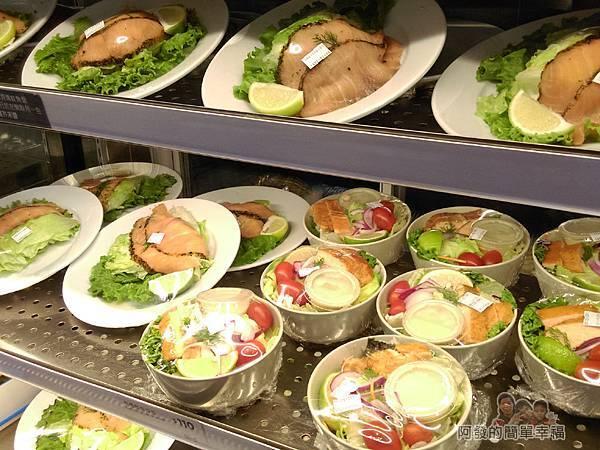 IKEA(早餐)07-沙拉冷盤類