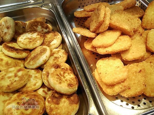 IKEA(早餐)12-單點區薯餅餡餅