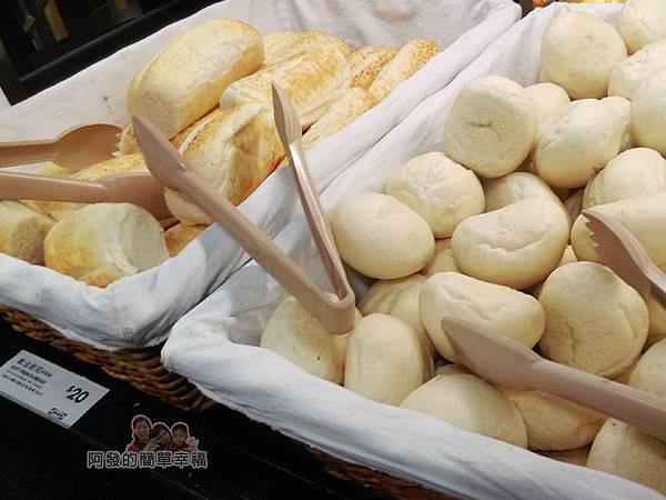 IKEA(早餐)16-麵包區-軟法起司n小圓法餐包