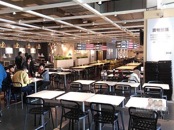 IKEA(早餐)19-前段用餐區