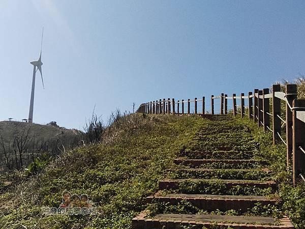 苗栗縣後龍-好望角30-登山步道往回(上)一景II