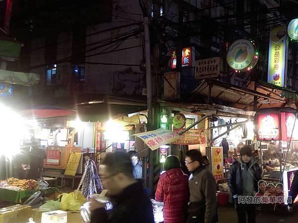 樂華夜市-麵嫂01-保福路一段入口