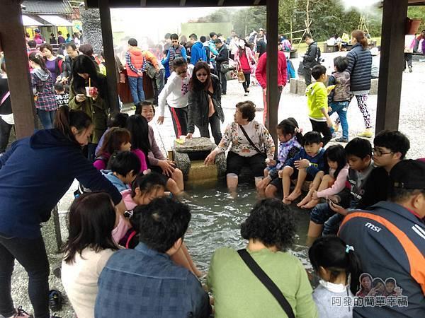 清水地熱40-地熱泡腳池