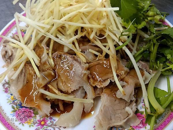 黃石市場-王家黃石肉羹11-肝連