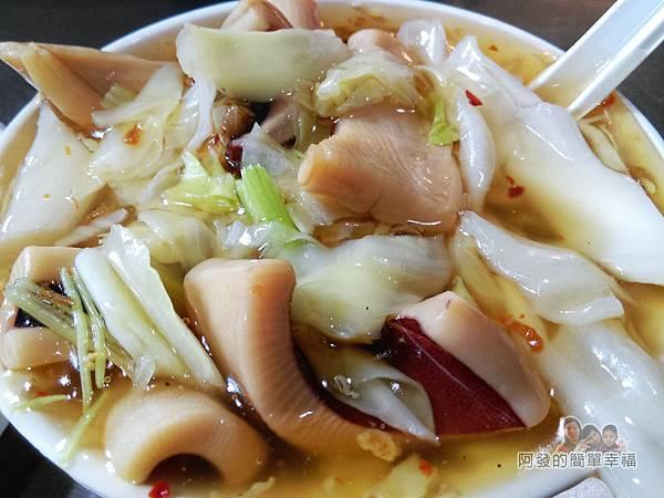 「高」生炒魷魚08-生炒魷魚好滿啊