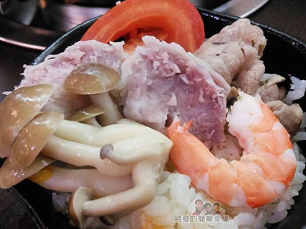 田媽媽菇鍋美食體驗館04-豐盛、鮮美有機且無毒的食材