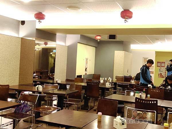 艾隆義式麵食館03-用餐環境(地下室)