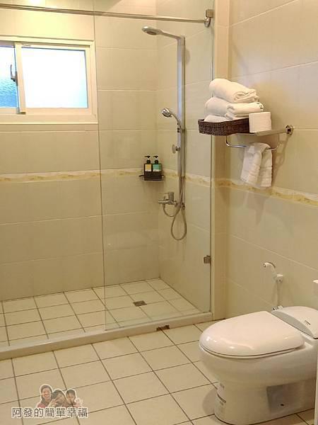 好客三星民宿22-浴廁