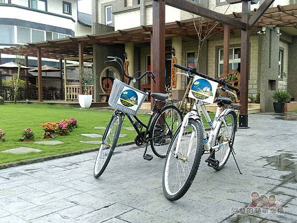 好客三星民宿36-提供腳踏車