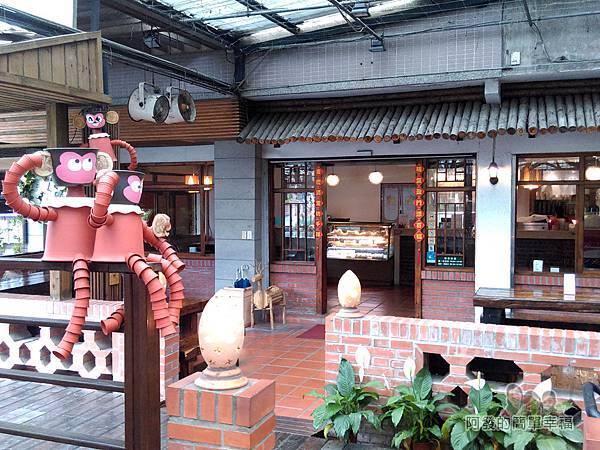 台北花卉村18-森林派對咖啡館-館外觀