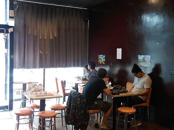 WingFlight飛鏢簡餐06-用餐區
