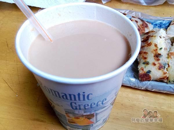 芳林早餐06-花生奶茶