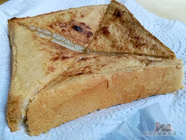 芳林早餐11-花生厚片