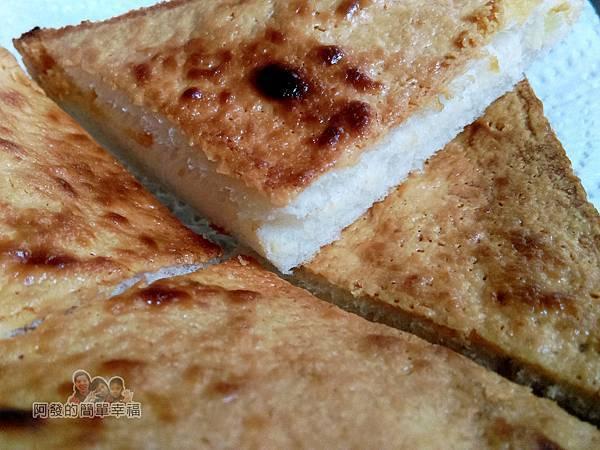 芳林早餐12-花生厚片剖面