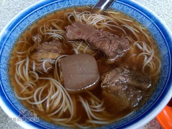 蔡記岡山羊肉11-燉肉麵線