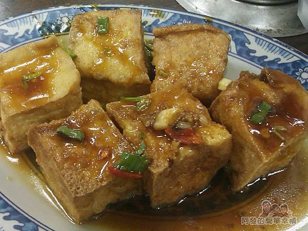 福珍排骨酥麵15-油豆腐