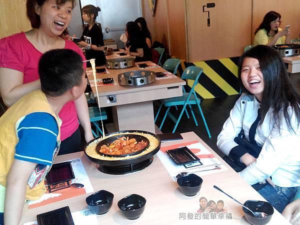 OMAYA春川炒雞34-李光洙(雙倍起司)春川炒雞鍋-等不及的兒子