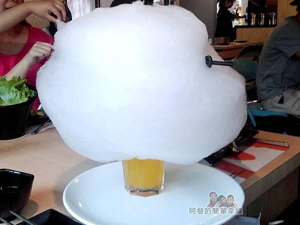 OMAYA春川炒雞40-棉花糖泡泡