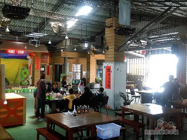 菇菇茶米館04-DIY體驗廣場