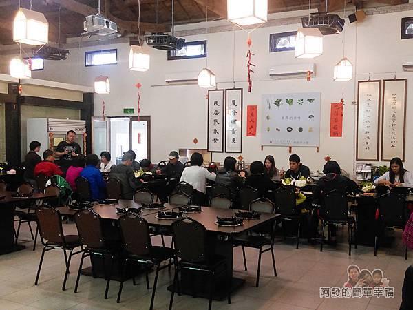 菇菇茶米館15-田媽媽菇鍋美食體驗館-用餐環境