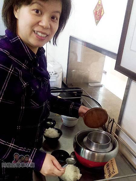 菇菇茶米館22-田媽媽菇鍋美食體驗館-醬料區