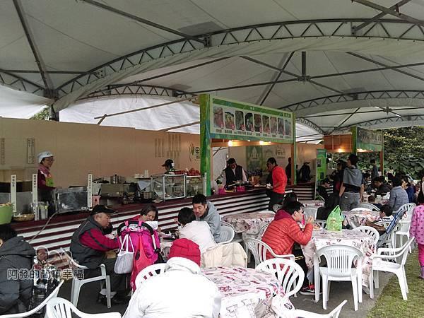 菇菇茶米館29-綠博攤位-田媽媽專區