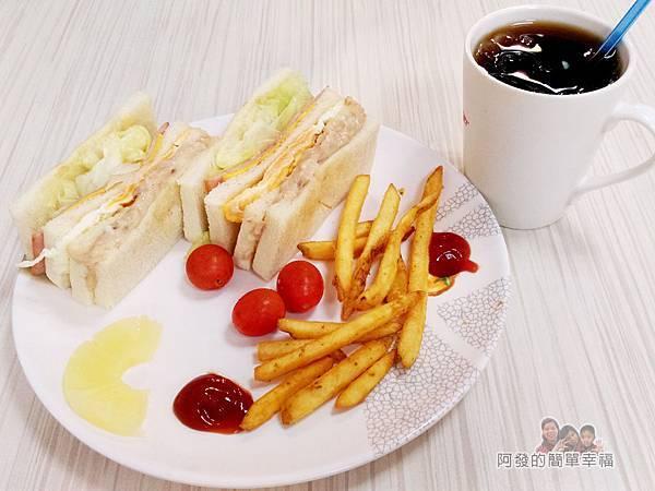 斯味漢堡06-總司令套餐