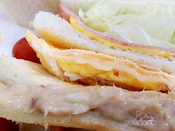 斯味漢堡10-三明治內餡