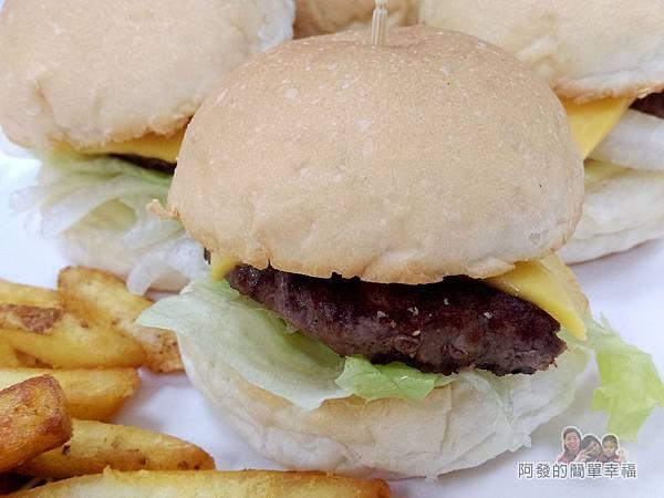 斯味漢堡27-可愛的迷你小漢堡