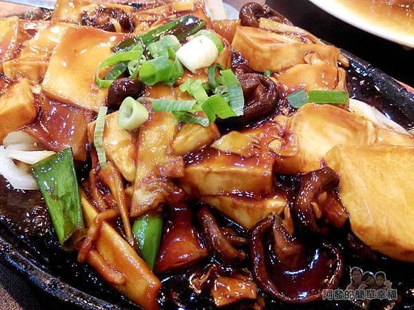 好記家常菜15-鐵板豆腐