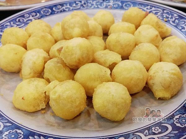 好記家常菜31-芋香地瓜球