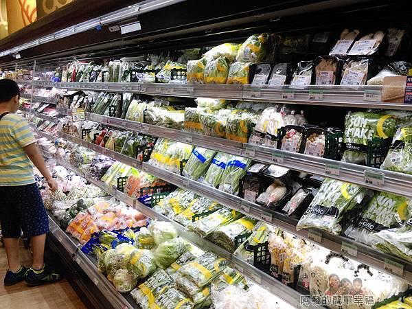 全聯全興店07-冷藏蔬菜區