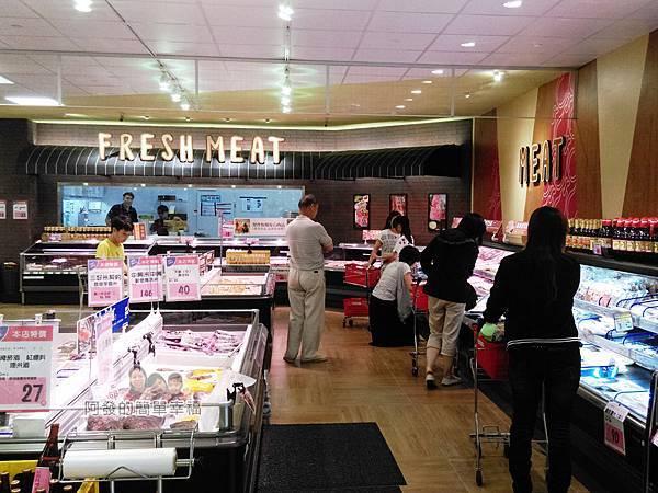 全聯全興店16-生鮮肉品區