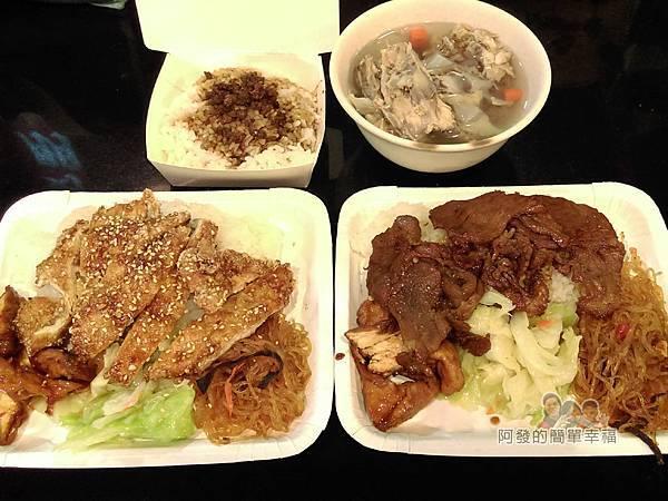巷仔口烤肉09-烤肉大餐
