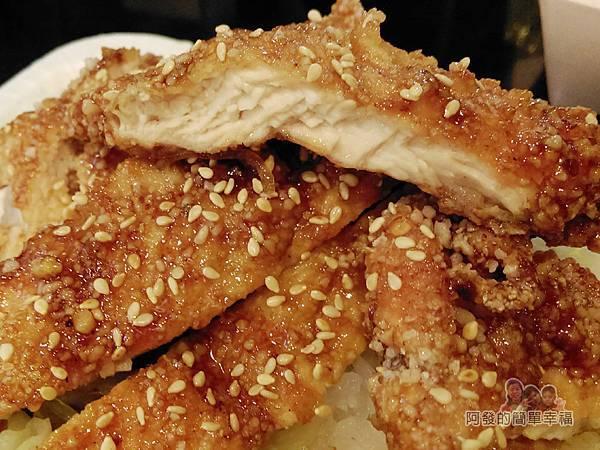 巷仔口烤肉12-碳烤雞排剖面
