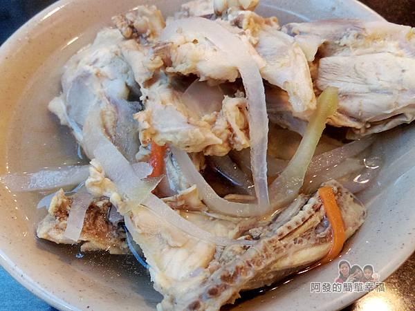 巷仔口烤肉16-雞骨湯