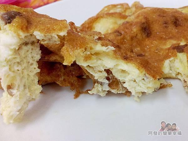 元福小吃店14-菜脯蛋切面