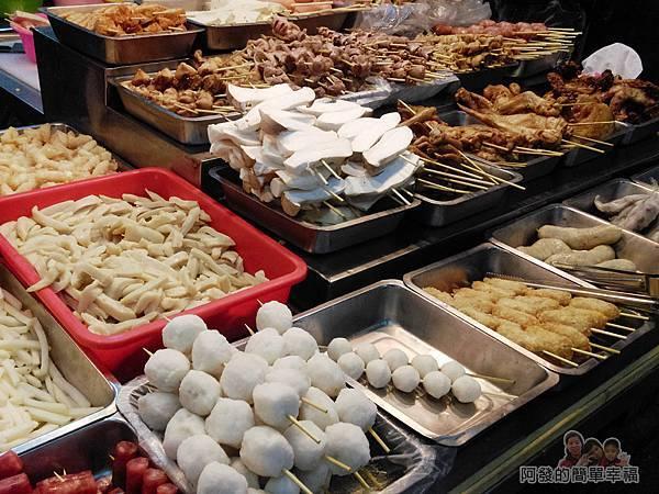 後港碳烤雞排烤肉04-各式食材I