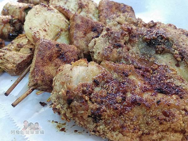 後港碳烤雞排烤肉09-香噴噴