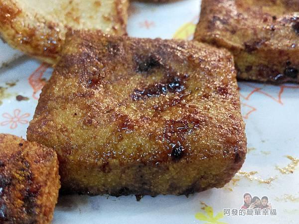 後港碳烤雞排烤肉12-烤豆干