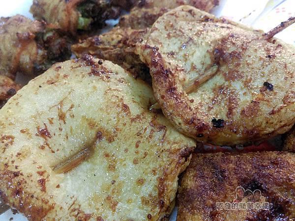 後港碳烤雞排烤肉13-烤甜不辣