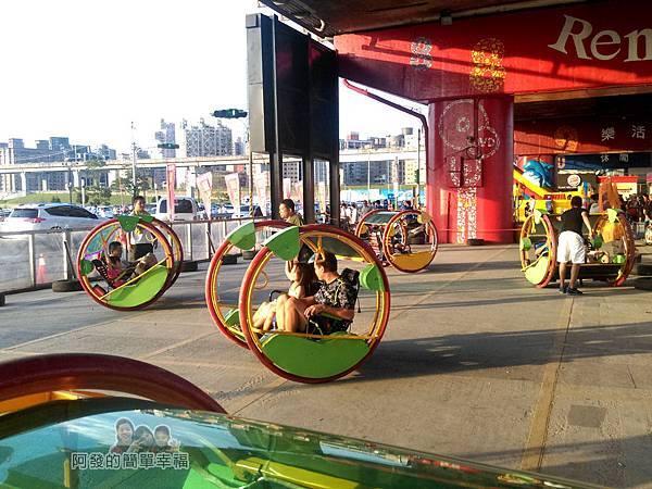 星光夜市08-3D魔輪車