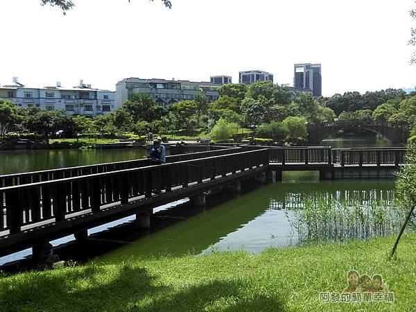 龍潭大池25-木棧道