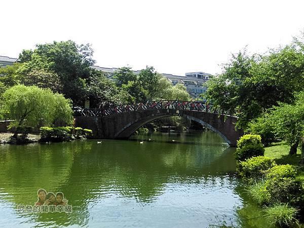 龍潭大池28-滿月橋